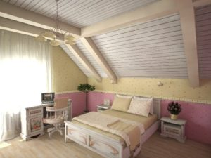 Комната для девочки