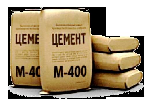 цемент M400
