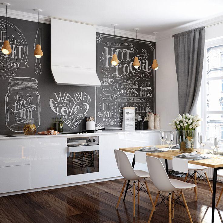 Объединив кухню с балконом можно добиться значительного увеличения её площади
