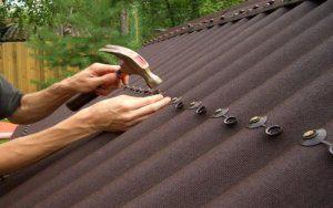 Крыша из ондулина 2