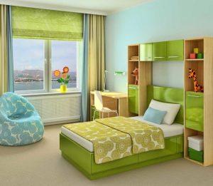 Рулонные шторы для детскую