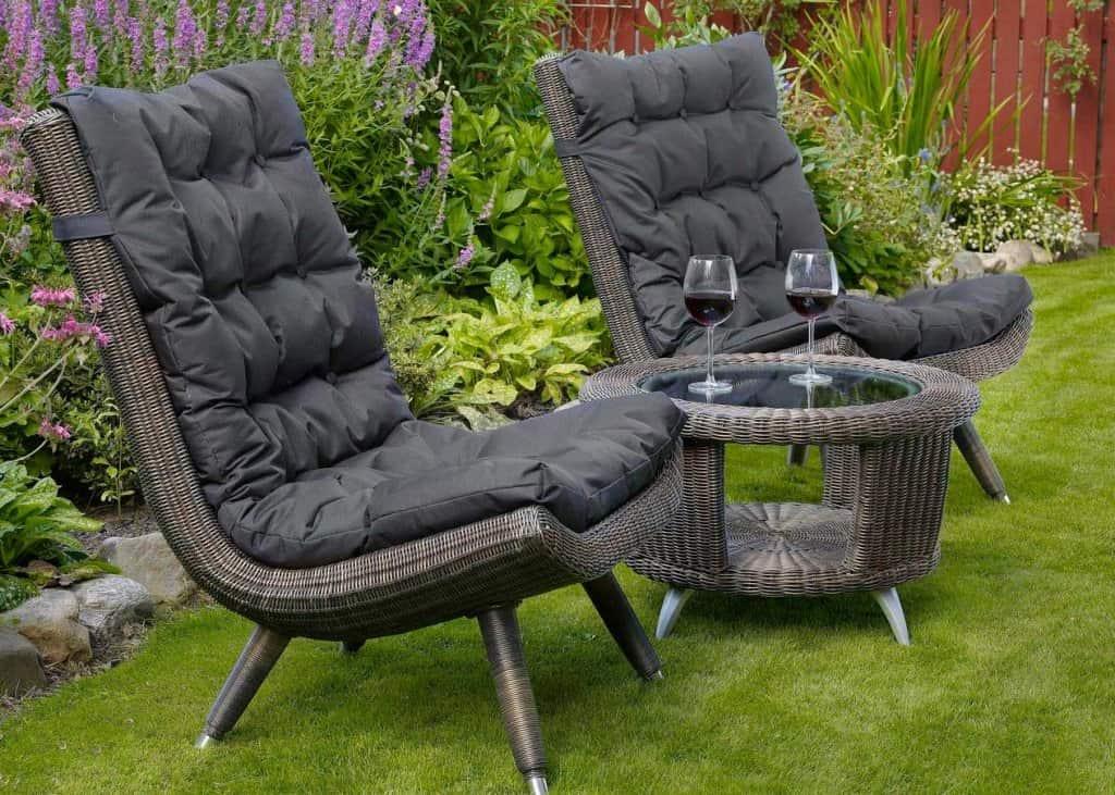Мебель из натурального ротанга объединяет в себе экологичность, стиль и комфорт
