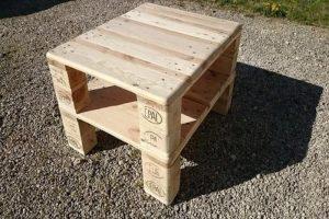 Мебель для дачи из поддонов