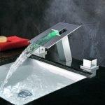 Смеситель для современной ванны