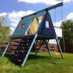 безопасная площадка для детских игр