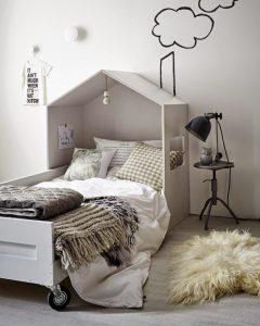 Кровать своими руками в детскую комнату