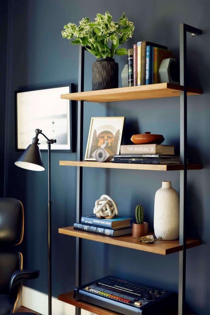 Cool wall shelving ideas