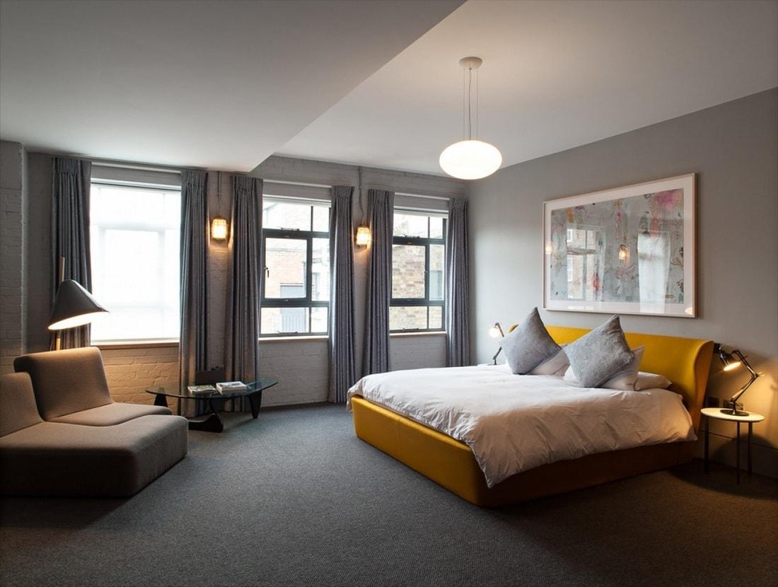 Правильное освещение в спальне - залог успеха всего интерьера