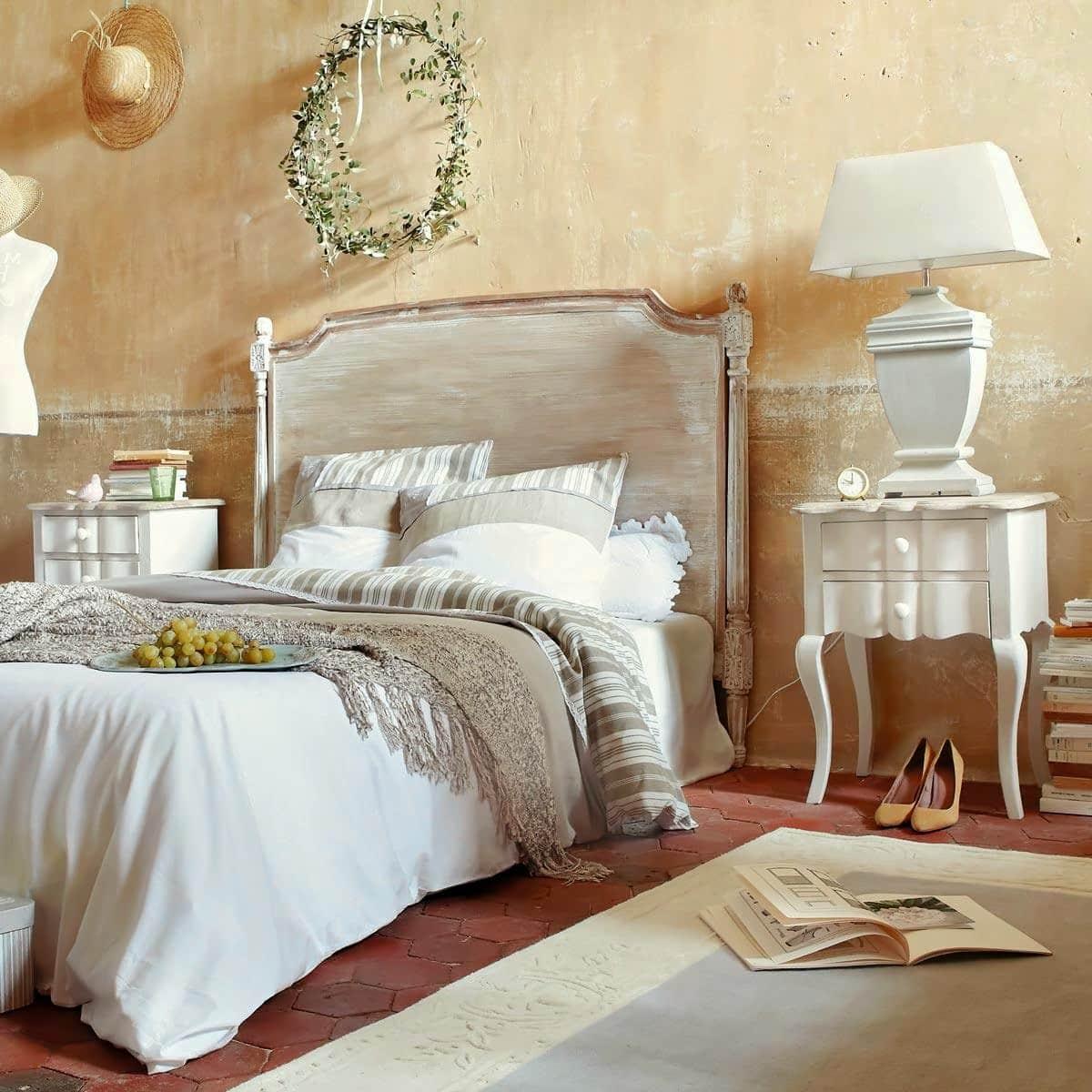 Классическая спальня в стиле ретро к которому нечего добавить