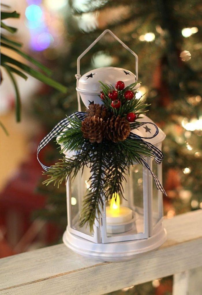 декоративный фонарик