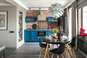 идеальный цвет для кухни