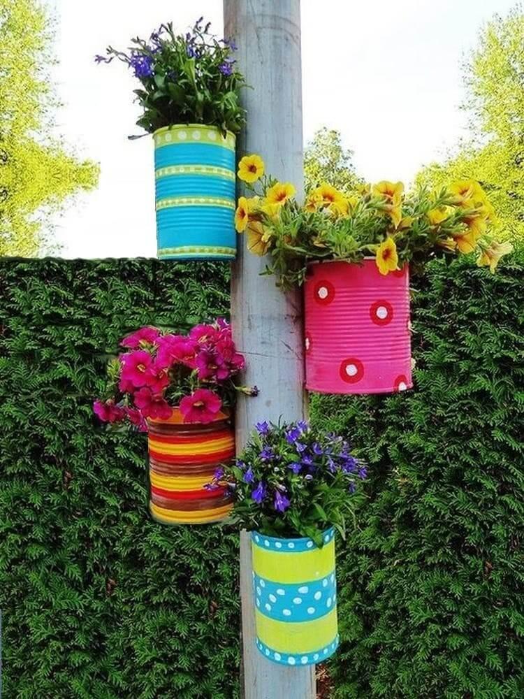Данное произведение в саду по достоинству оценят ценители прекрасного