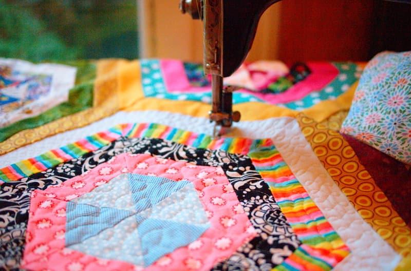 Пэчворк - увлекательное занятие для креативных домохозяек