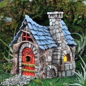 миниатюрный домик для детей
