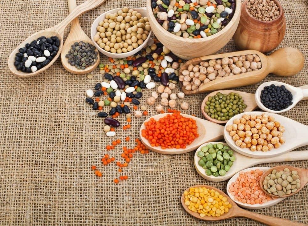 Лесной и кедровый орех, фасоль, гречиха, горох, кориандр, перец - являются отличным материалом для творчества