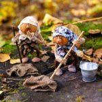 идеи на тему осень для детского сада