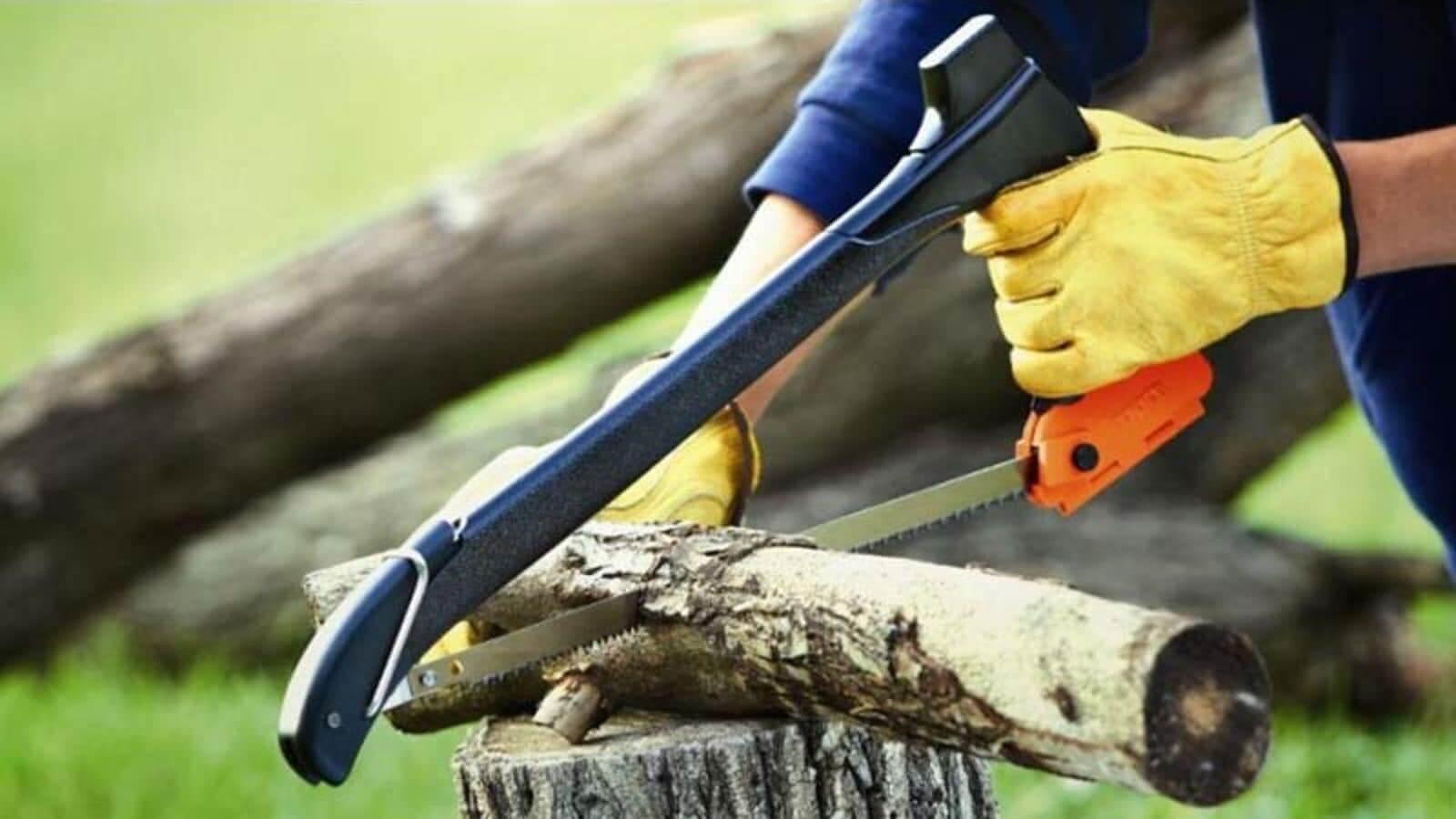 Эффективность работы напрямую зависит от того, насколько качественно и удобно выполнена рукоятка ножовки