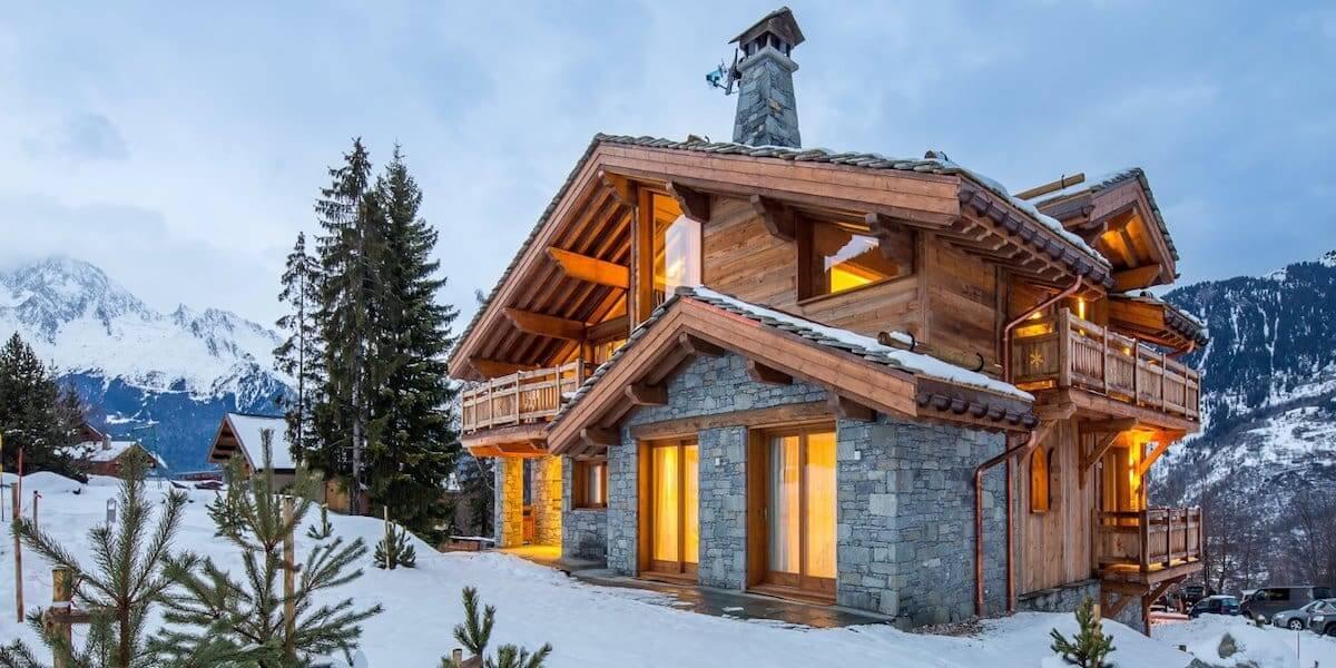 Альпийский дом - надежный и удобный вид жилища