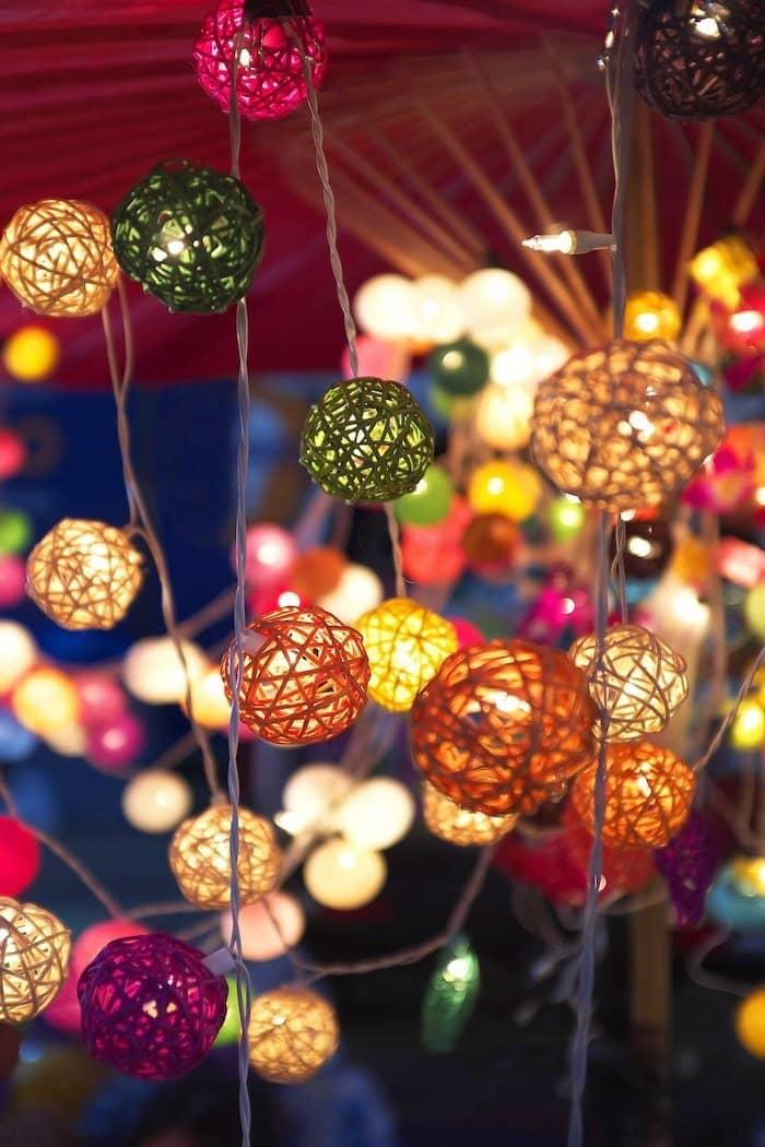 Стильное украшение ручной работы способное улучшить новогодний интерьер дома