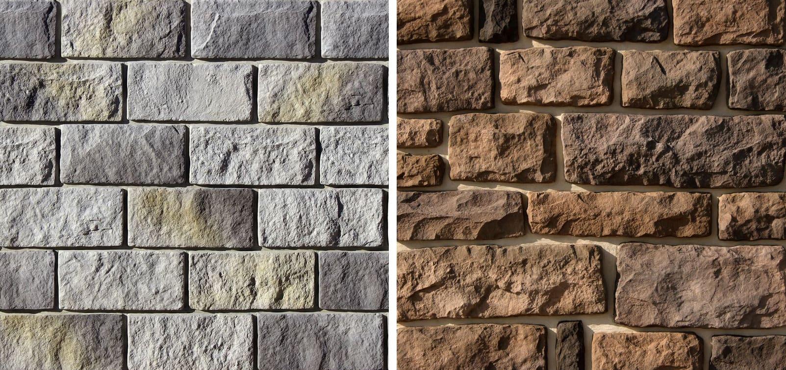 Каждый вид фасадного камня имеет свою специфику использования и сферу применения, которую следует рассмотреть по отдельности
