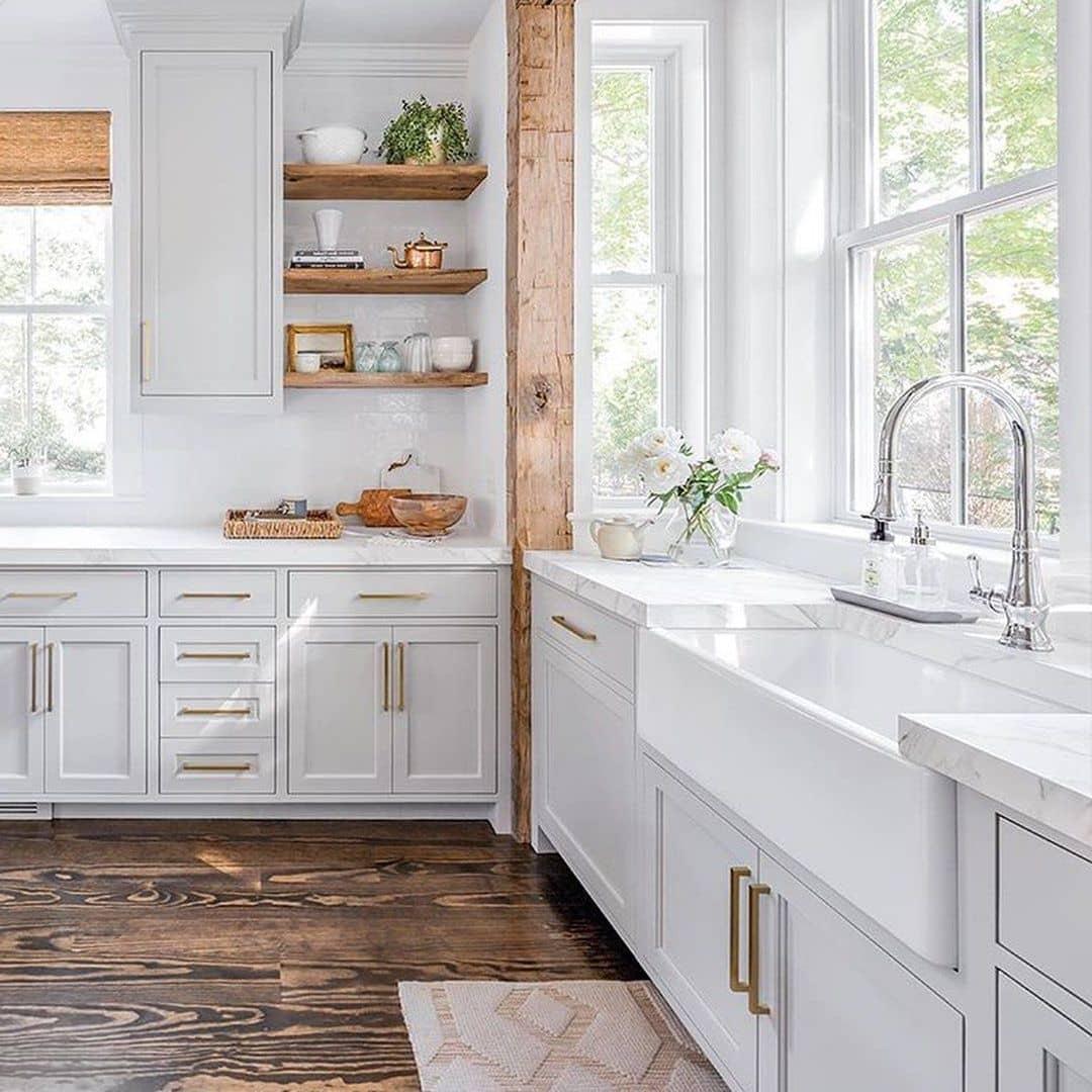 Скандинавский дизайн кухни является одним из самых востребованных стилей для создания комфортного и современного интерьера