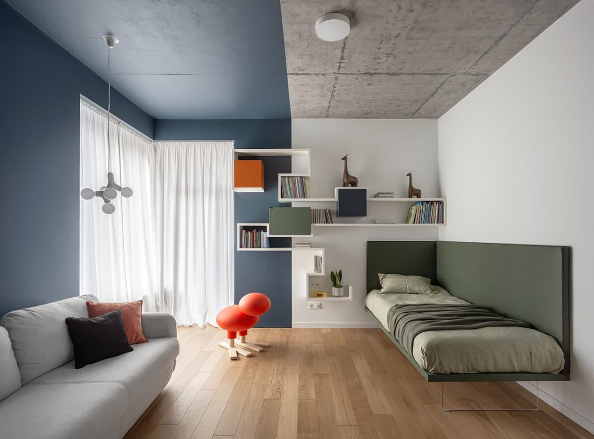красивый потолок фото – 37