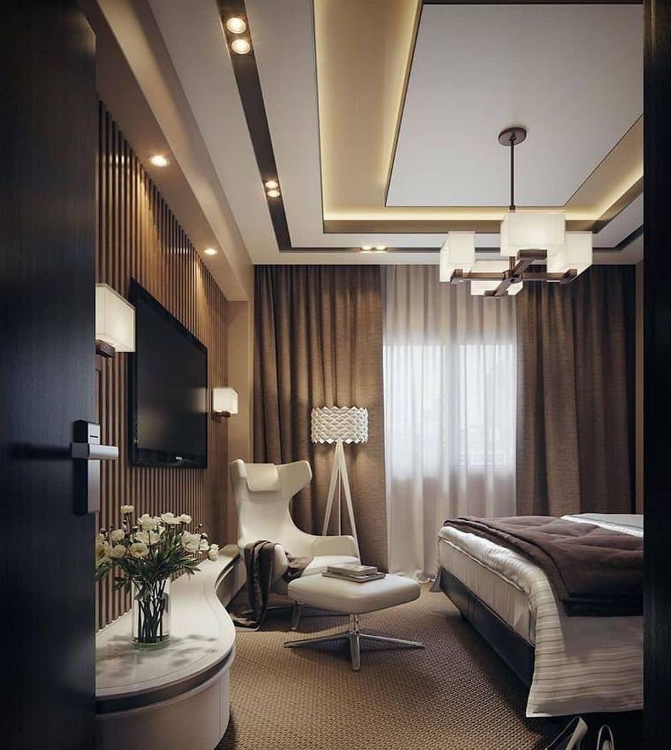 красивый дизайн потолка фото – 22