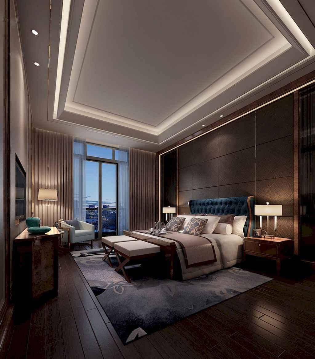 красивый дизайн потолка в спальне фото – 20
