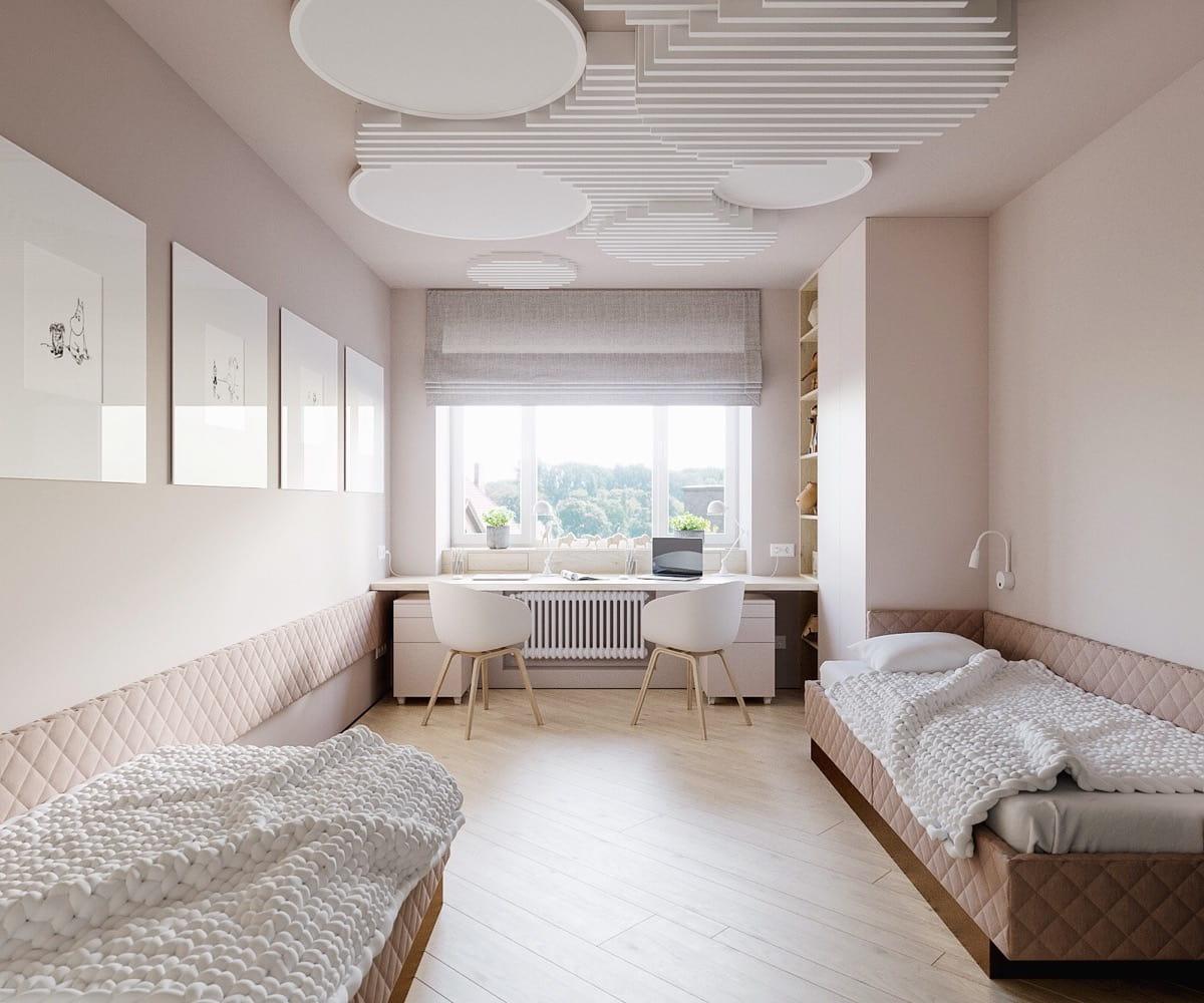 красивый дизайн потолка фото – 23