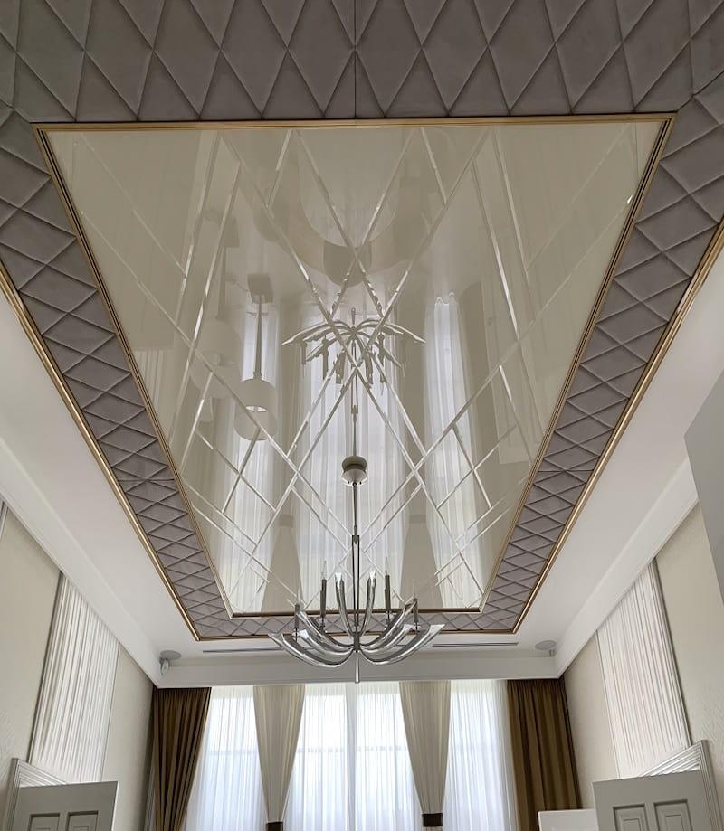 модный потолок фото – 3