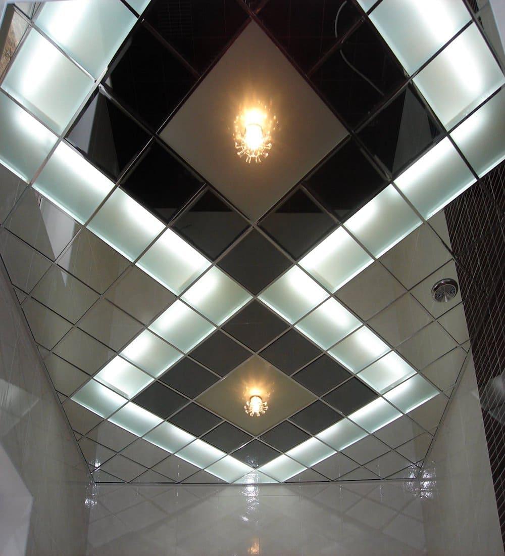 модный потолок фото – 4