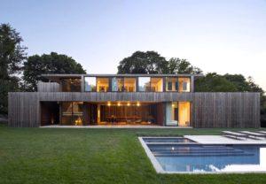 проект дома с плоской крышей фото 56