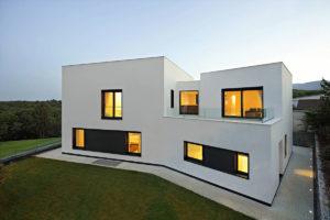 проект дома с плоской крышей фото 58
