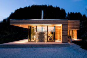 проект дома с плоской крышей фото 67