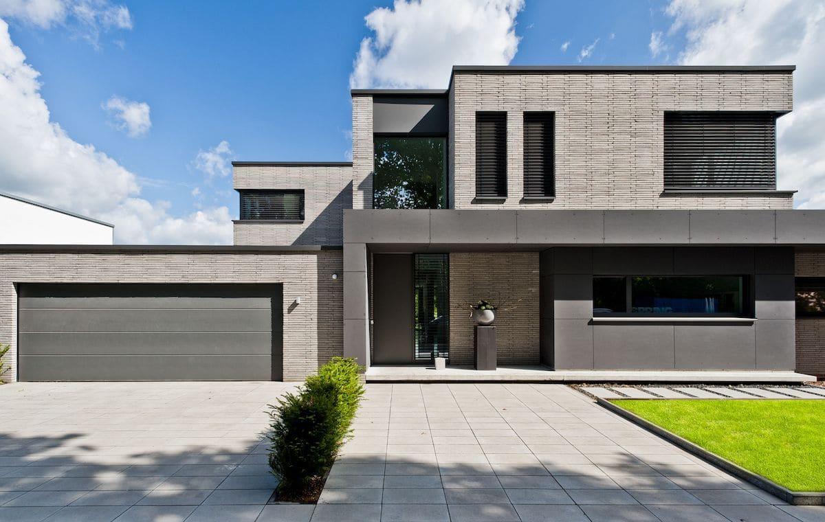 проект дома с плоской крышей фото 43