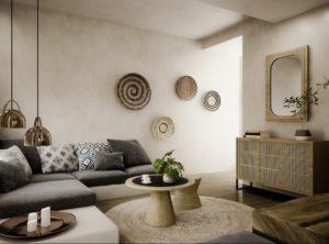 модный дизайн гостиной фото 32