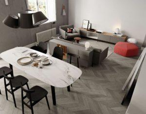 модный дизайн гостиной фото 31