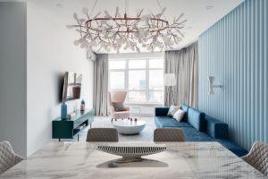 модный дизайн гостиной фото 33-3-3