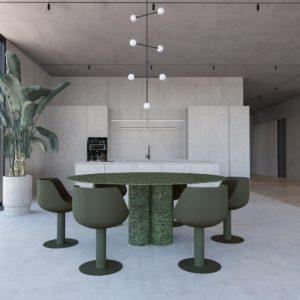 модный дизайн гостиной фото 37