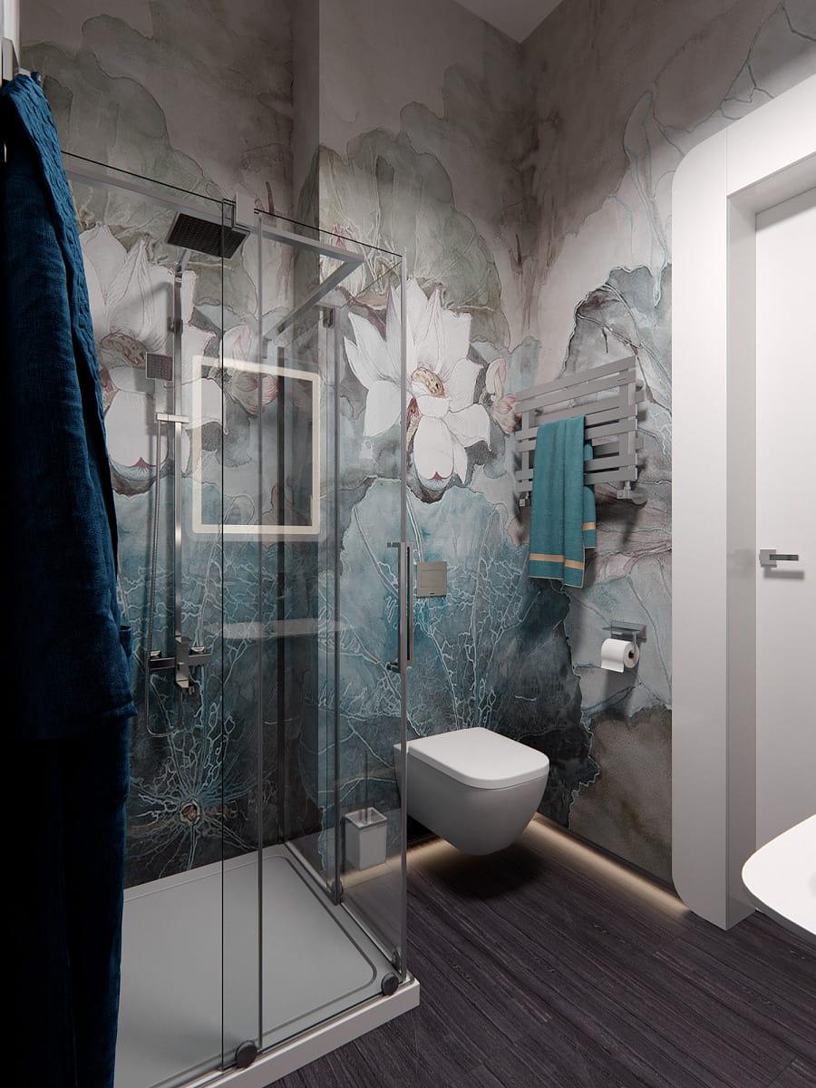 дизайн маленькой квартиры фото 10