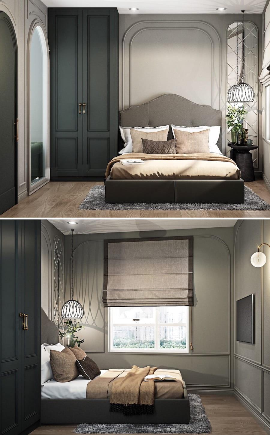 дизайн маленькой квартиры фото 12
