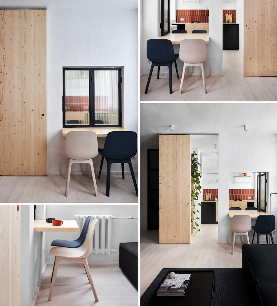 дизайн маленькой квартиры фото 16