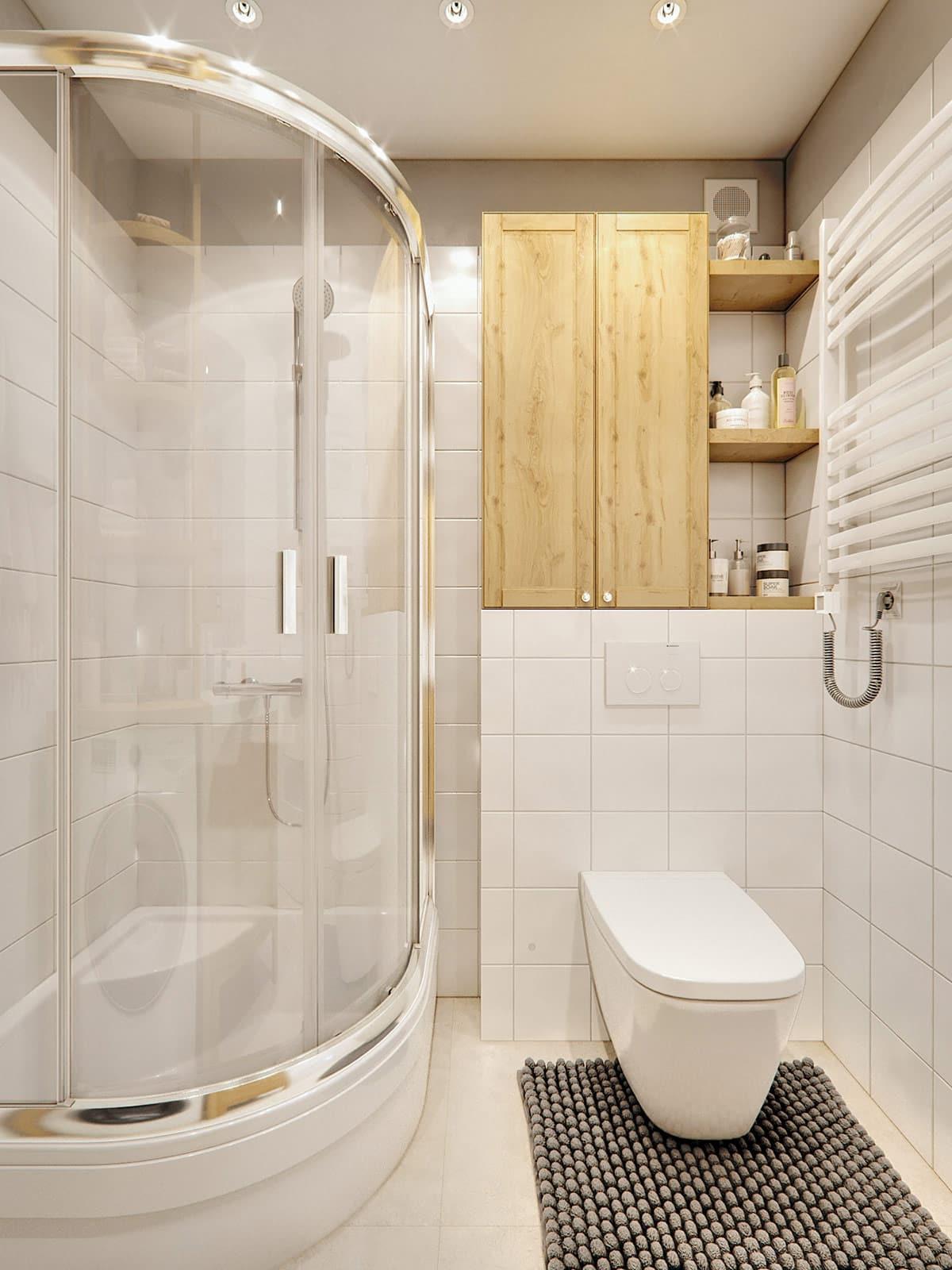 дизайн маленькой квартиры фото 24