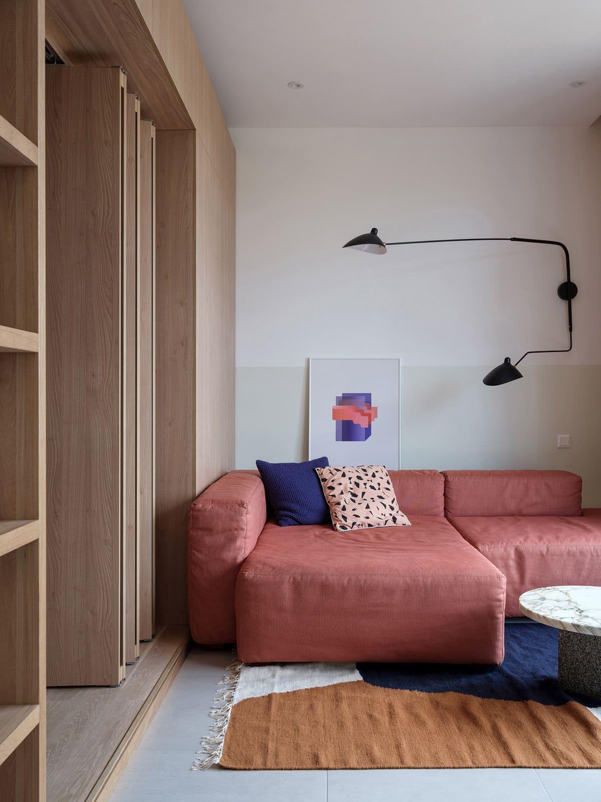 дизайн маленькой квартиры фото 32