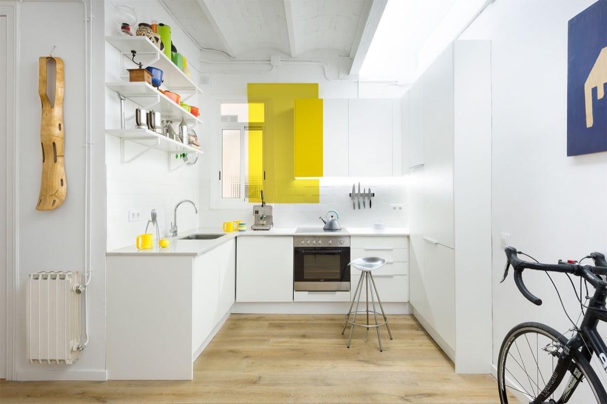дизайн маленькой квартиры фото 4