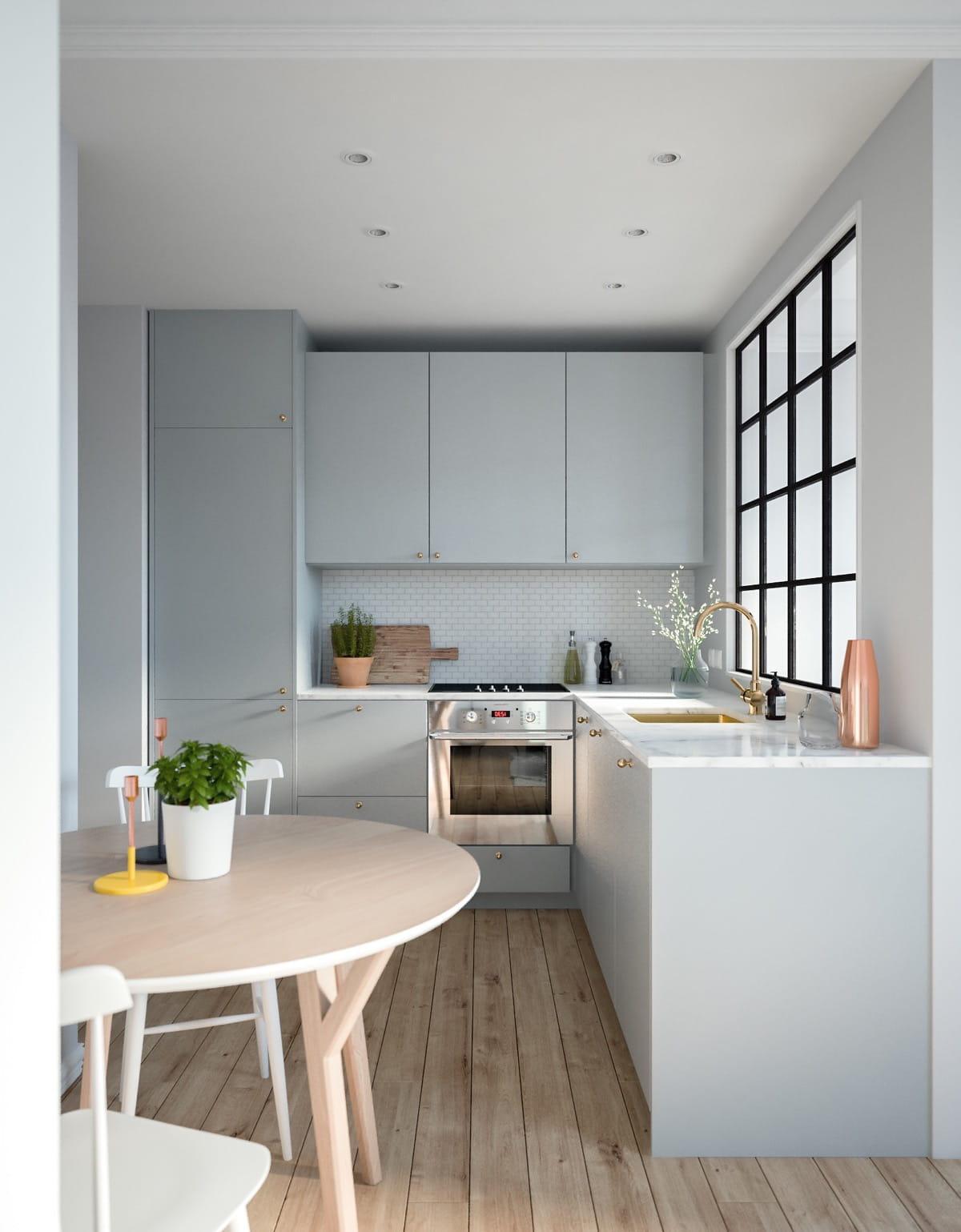 дизайн маленькой квартиры фото 5