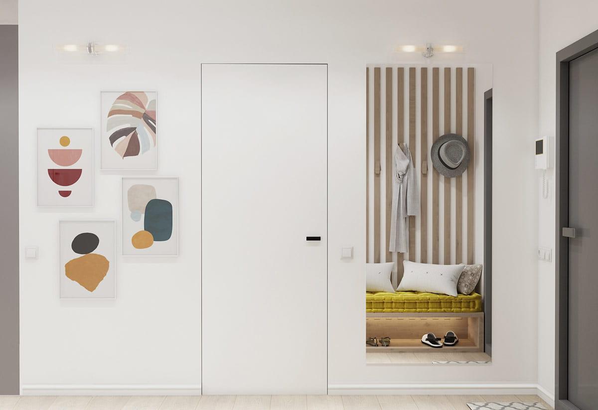 дизайн маленькой квартиры фото 7