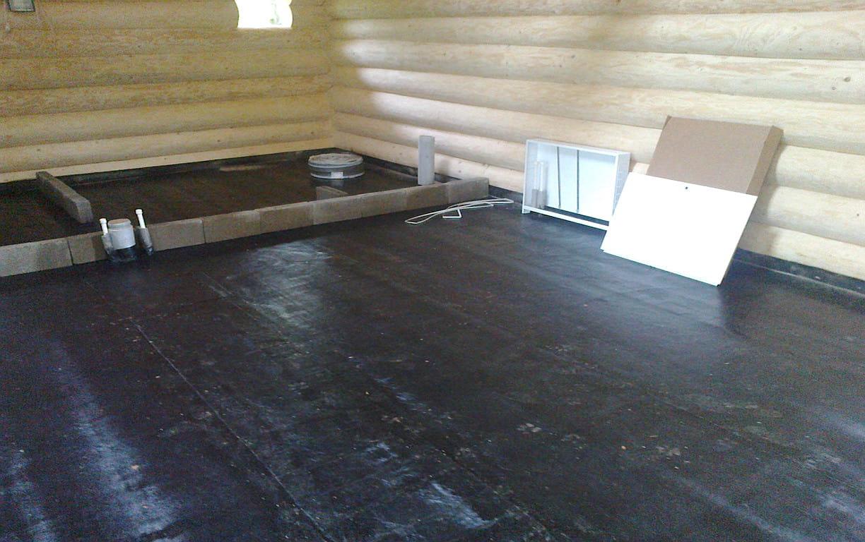 гидроизоляция ванной комнаты в деревянном доме монтаж