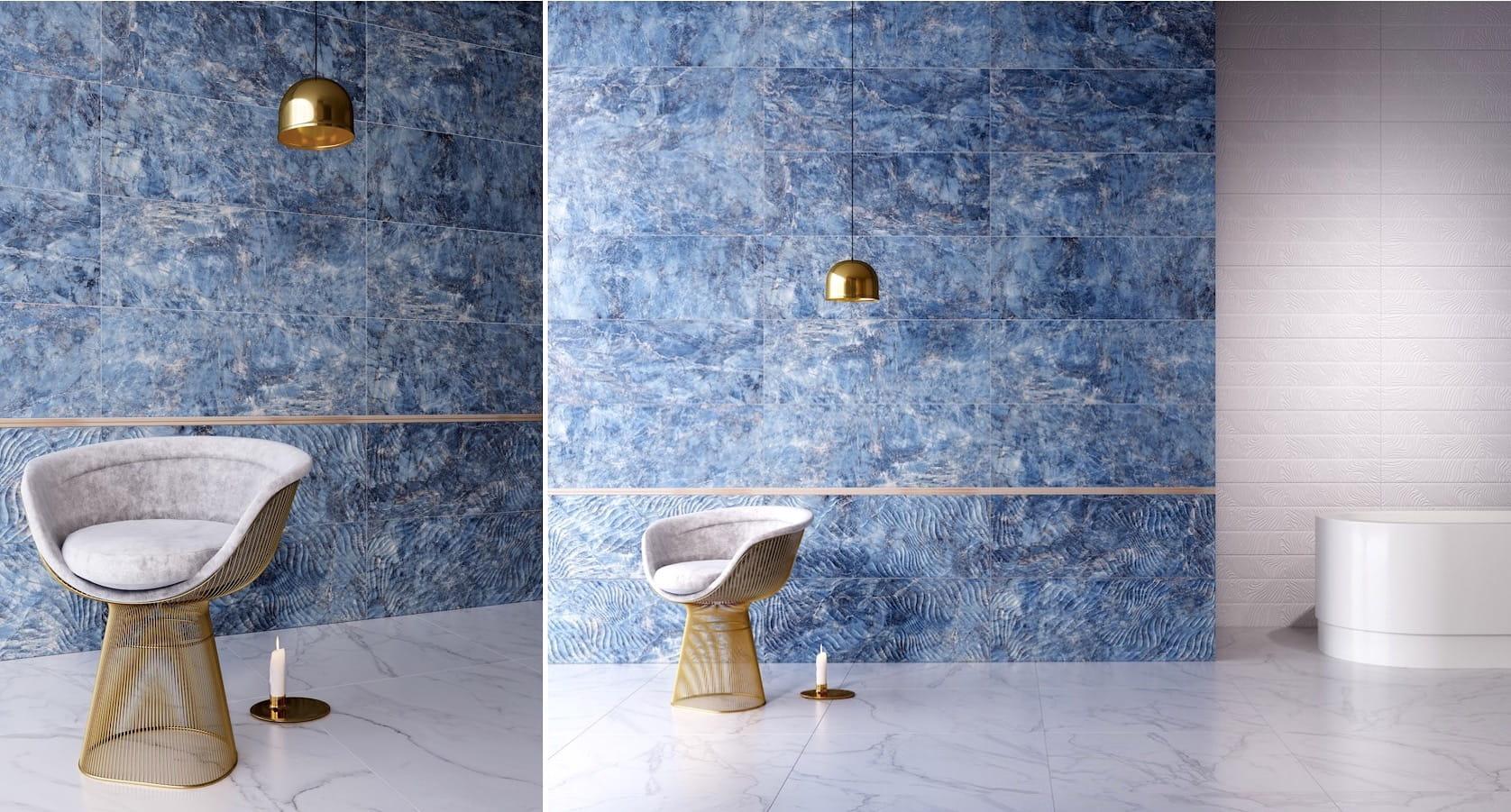 керамическая плитка на пол и стены фото 2