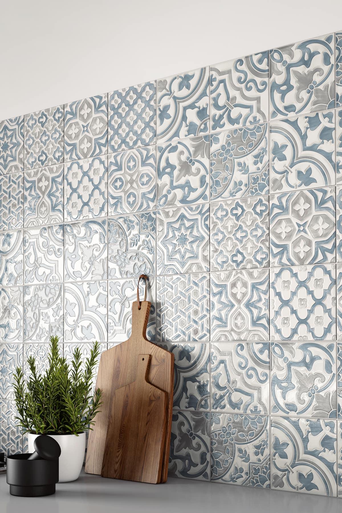 керамическая плитка на пол и стены фото 3